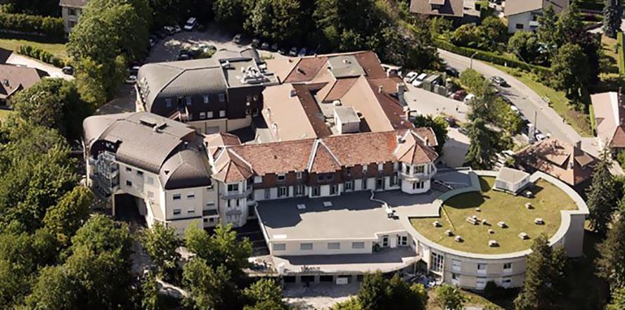 Illustration - Bienvenue à la Clinique Générale Annecy