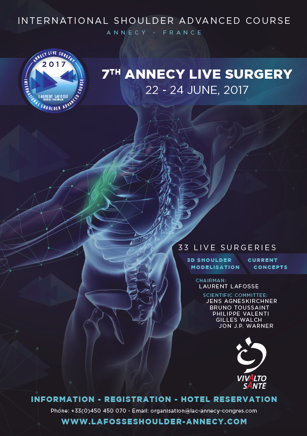 7th Annecy Live Surgery